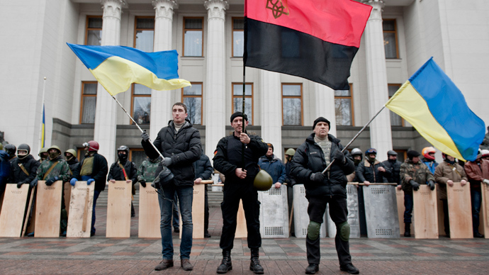 ​Existential threat: 'Russians cannot allow Ukraine to be ruled by neo-fascists'