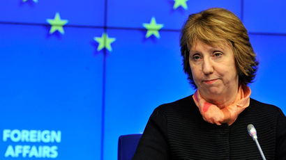 The EU's Ukraine policy and moral bankruptcy