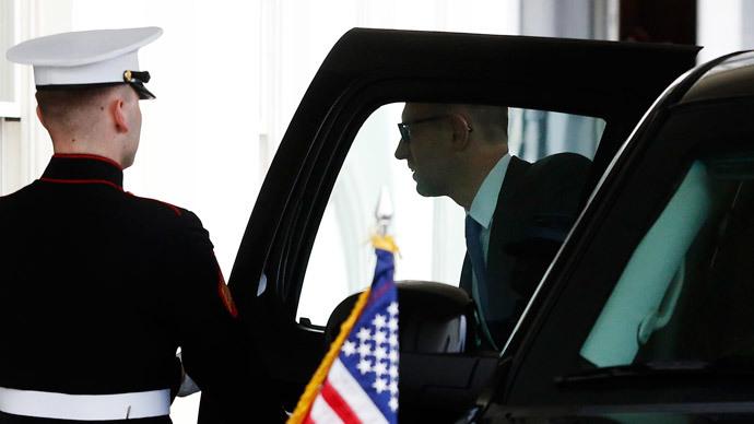'Yatsenyuk is face of illegal seizure of power'