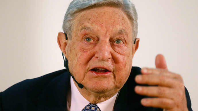 ​EU stagnation: Why Soros says the Euro threatens the Union