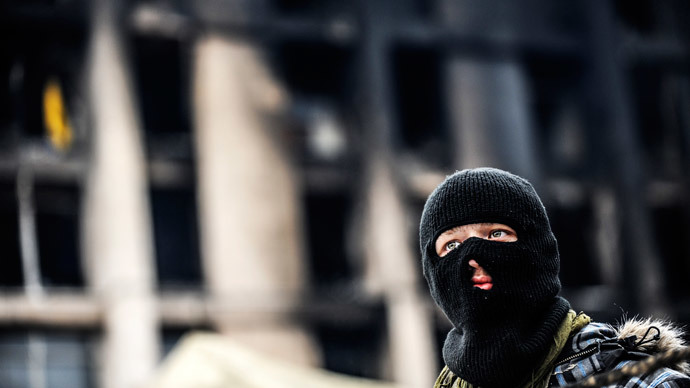 'No surprise Western govts prop up Ukrainian rebels, call them legitimate'