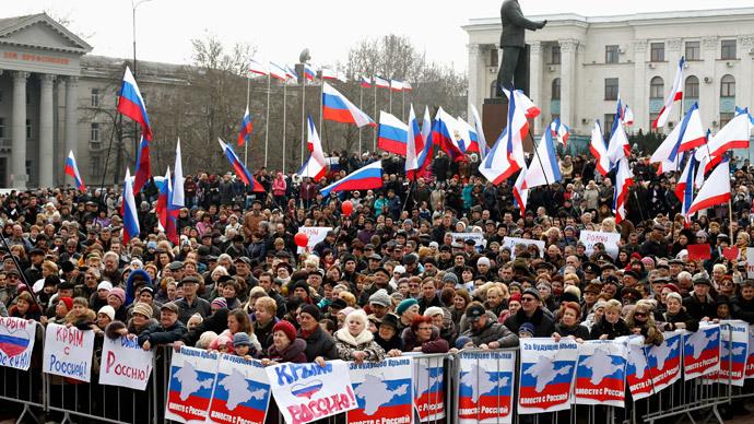 Crimea – another artificially created crisis