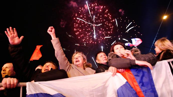 Crimea referendum professional, up to international standards – head of intl observers