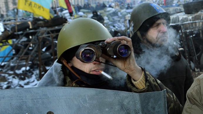 Solving the crisis in Ukraine