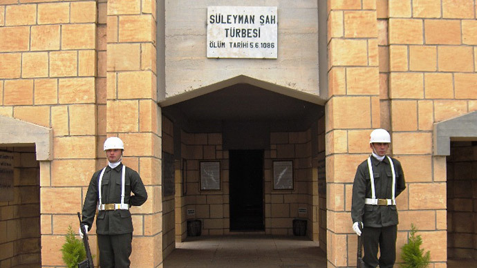 Tomb of Sulaiman Shah: Will Turkey now invade Syria?