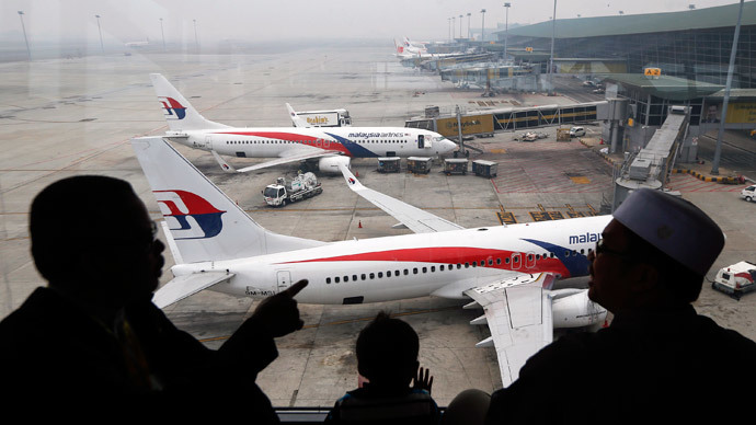 Malaysia flight riddle: How can a passenger plane go missing in the age of universal surveillance?