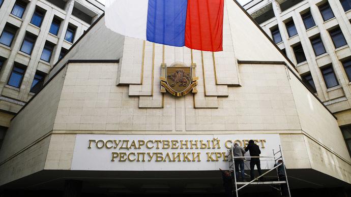 Russian Crimea: On the right to secede