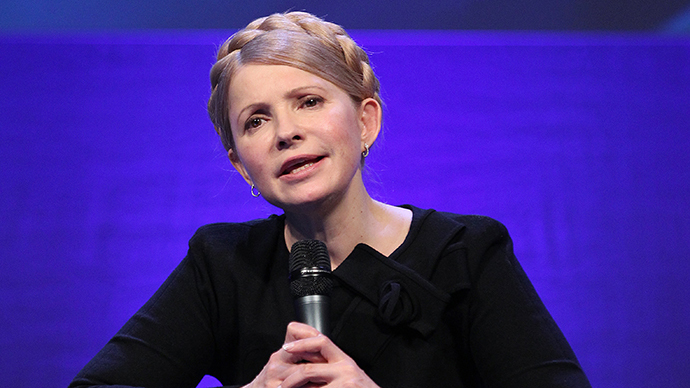 ​Tymoshenko 'shot herself in the foot' as compromise political figure