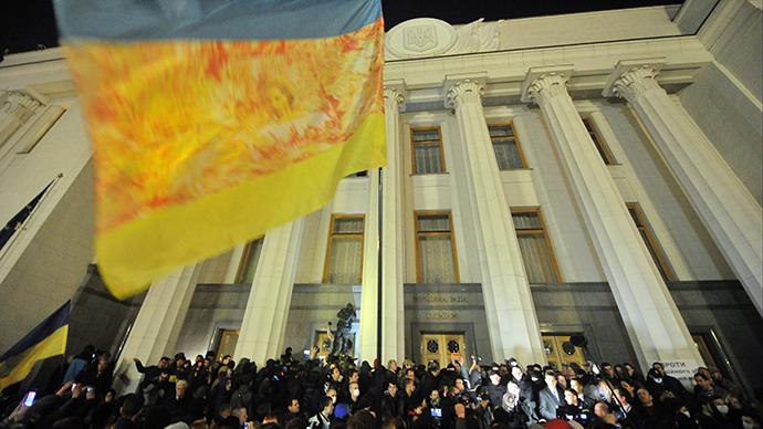 Intellectuals standing ground on Ukrainian issue