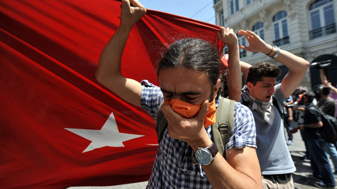 Who was behind the Gezi protests and the Dec. 17 graft probe?