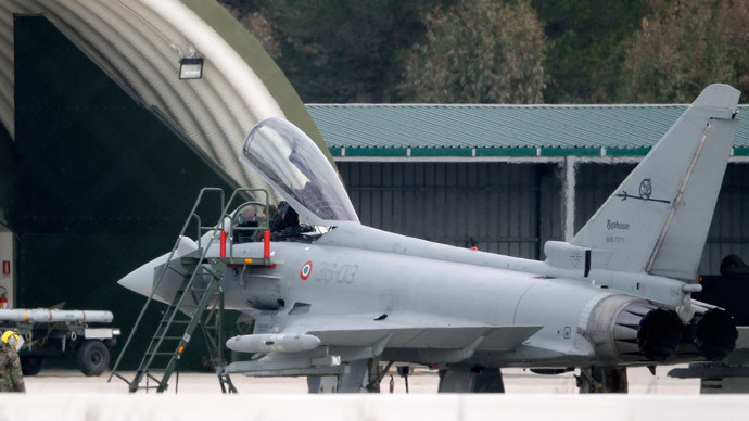 Italy: US Empire's Mediterranean launchpad
