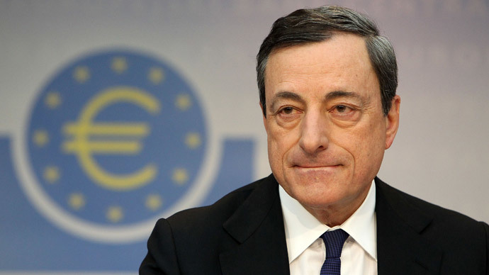 ​Euro-Catch 22: Mario Draghi's woes over QE