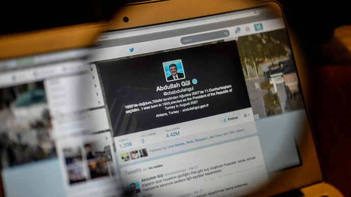 Turkey's tortured relationship with social media