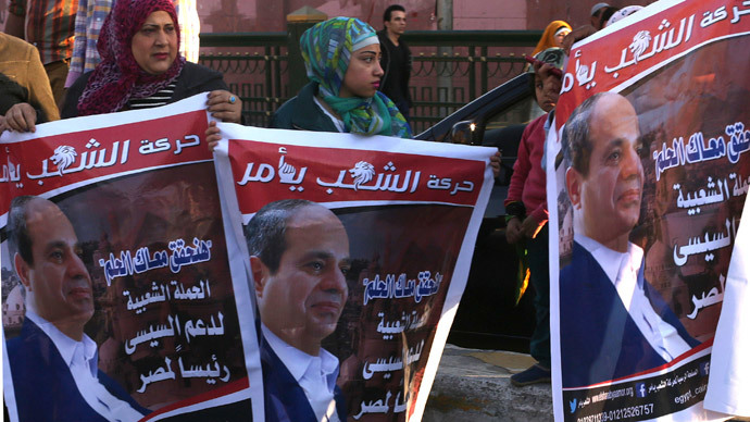 ​Egypt: Violence & the struggle for power