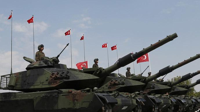 Searching for casus belli: Turkey's assault on Kassab?