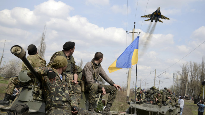 'Kiev wants to spark war between NATO and Russia'