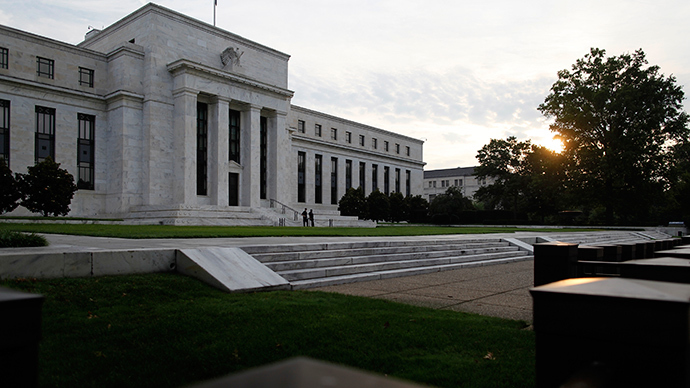 World's Central Banks 'are gambling immense amounts of money'