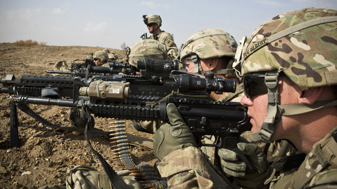 Report indicates that US aligned regimes are preparing for war