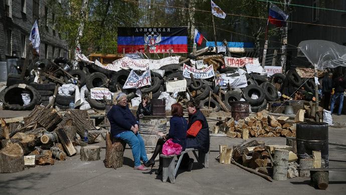 'Ukraine today is new Balkans'
