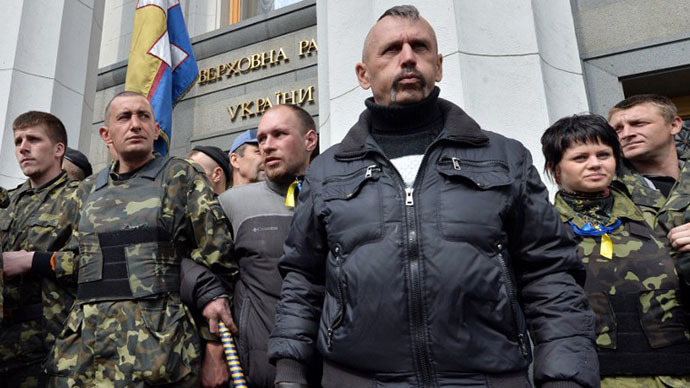 'Kiev junta turned to Berkut special forces out of fear of losing power'