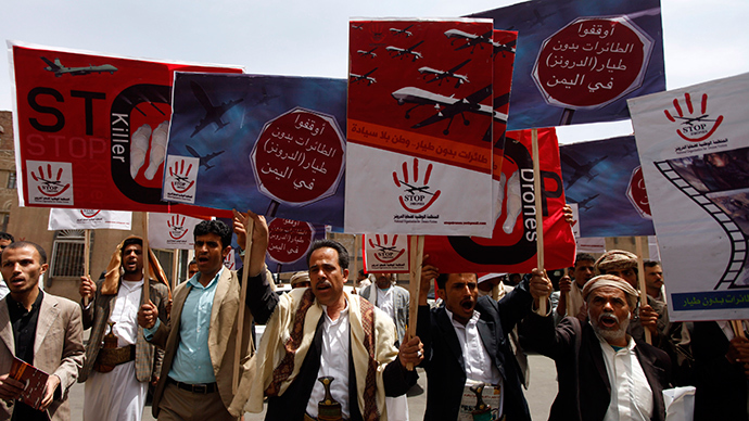 Obama's killing fields in Yemen