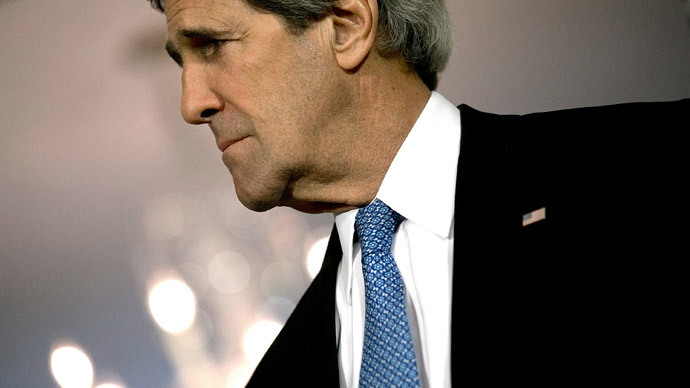 John Kerry.(AFP Photo / Win McNamee/)