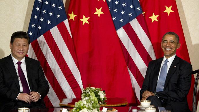 Obama makes South China waves