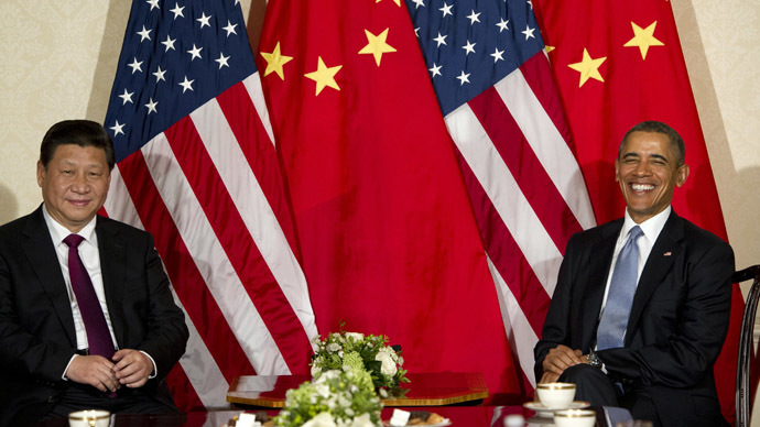 Obama makes South China waves