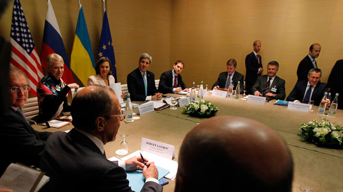 Ukraine: What de-escalation means