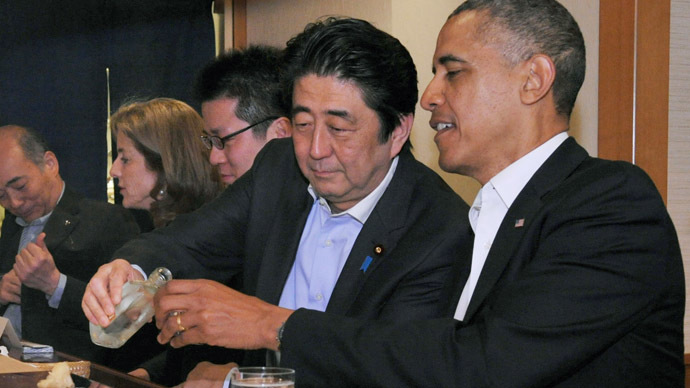 Most important lesson for Japan from Obama's trip: Improve ties with Russia