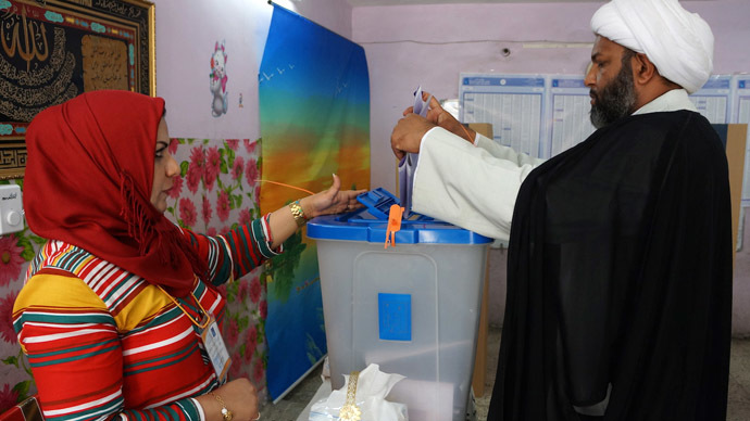Iraqi elections: 'Most corrupted one will be the winner'