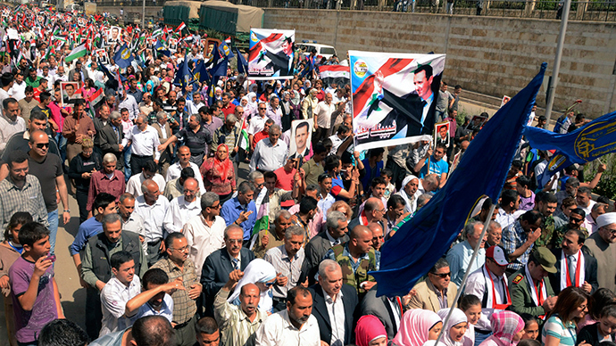 Why Syria needs Assad as its president