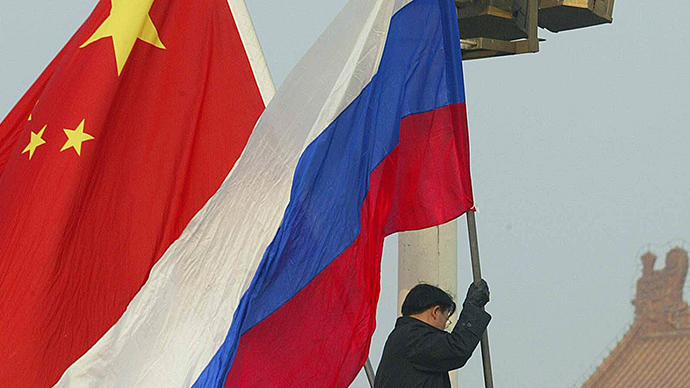 Russia-China: When one door closes, another opens
