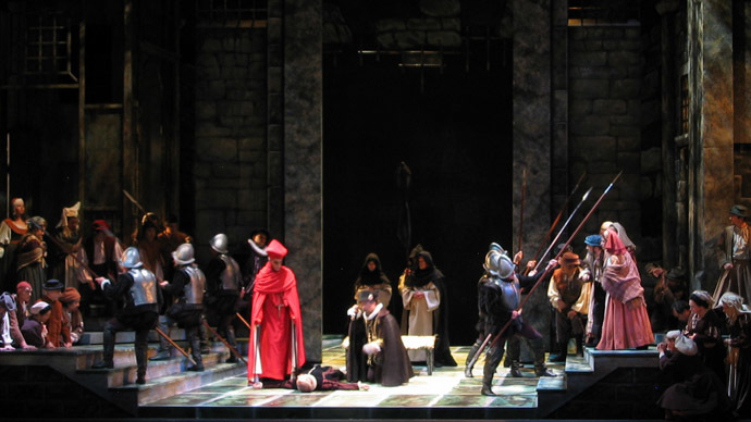 Modern Verdi: The abuse of power on stage and in life