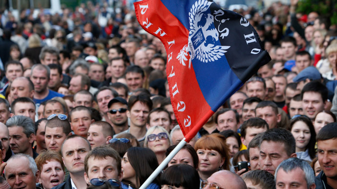 Moscow in no rush to respond to Donetsk People's Republic plea for accession