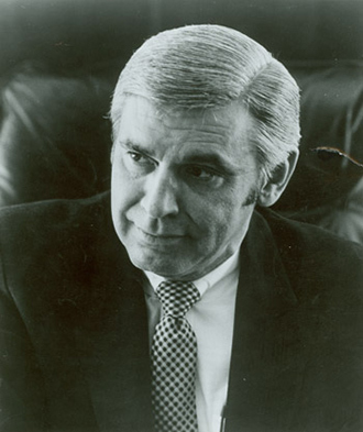 Democratic Congressman for California, Leo Ryan (Image from wikipedia.org)