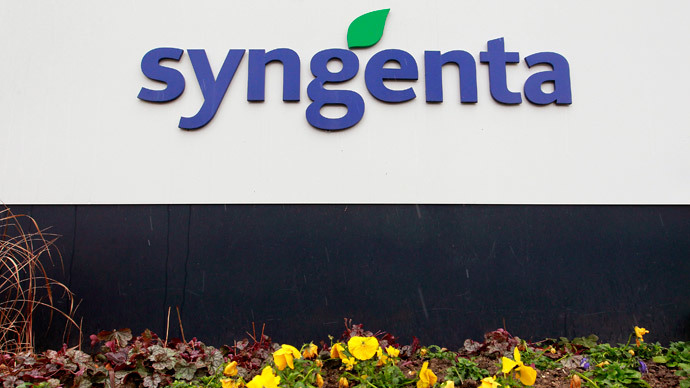 'Syngenta methods of silencing GMO opposition are unbelievable'