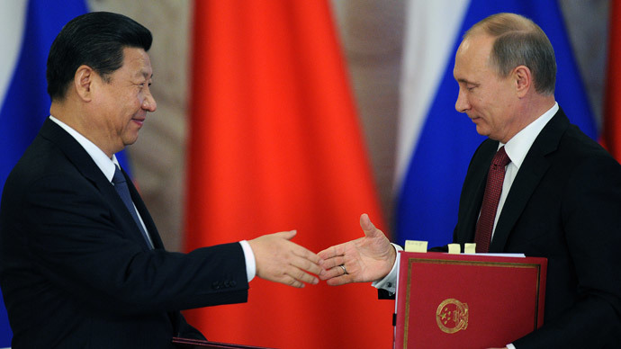 China 'opposed to sanctions of any kind' over Ukraine