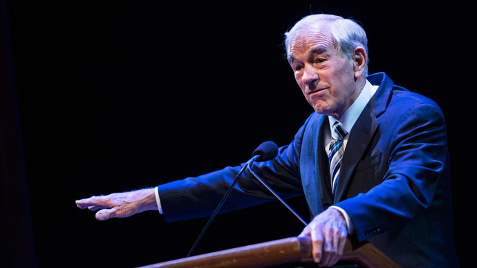 Ron Paul: 'US involvement into affairs of other states leads only to trouble'