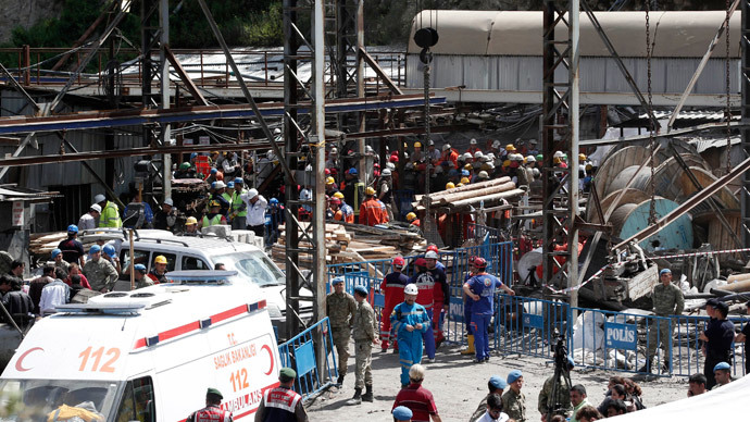 ​The Soma mine disaster or privatization gone wild in Turkey