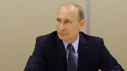 Putin and the Mythical Empire