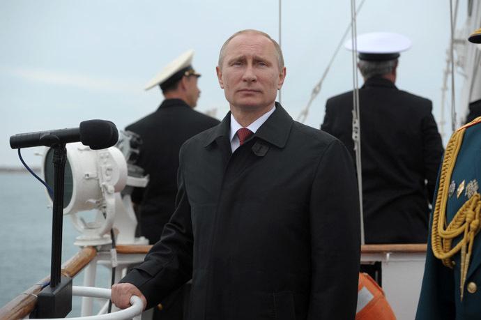 RIA Novosti/Alexei Druzhinin