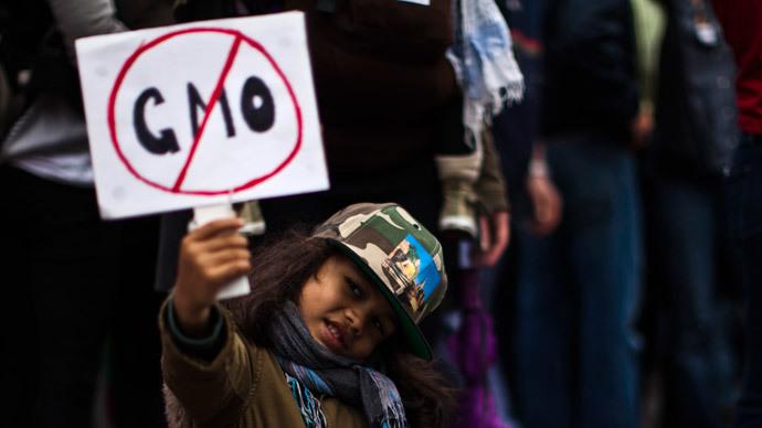 'Russia puts GMO genie back in the bottle'