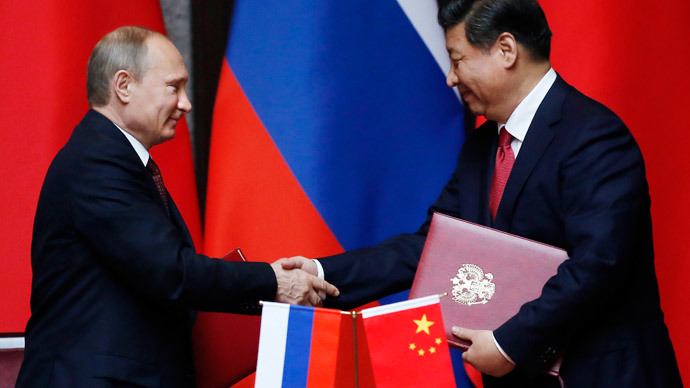 'West may end up isolated if Russia turns East'