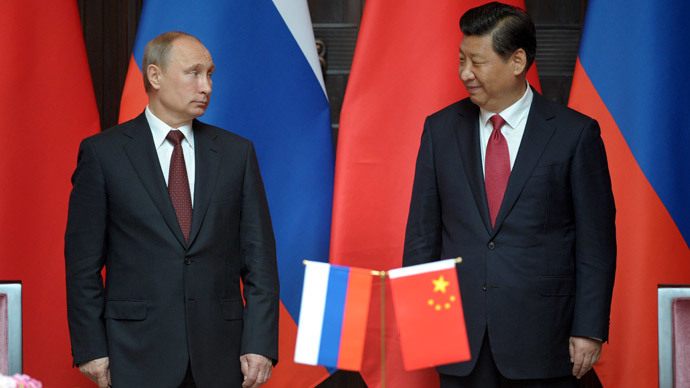 The birth of a Eurasian century: Russia and China do Pipelineistan