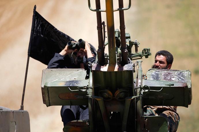 Reuters / Hamid Khatib