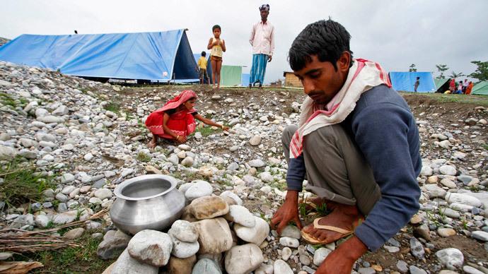 Bangladesh migrants, the citizens of no man's land