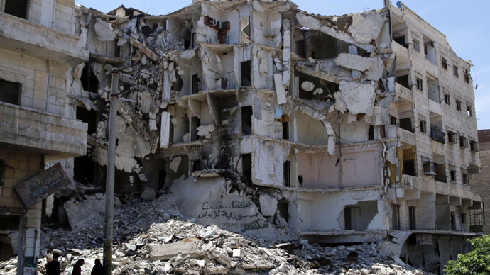 The Syrian quagmire or an unending tale of woe and misery