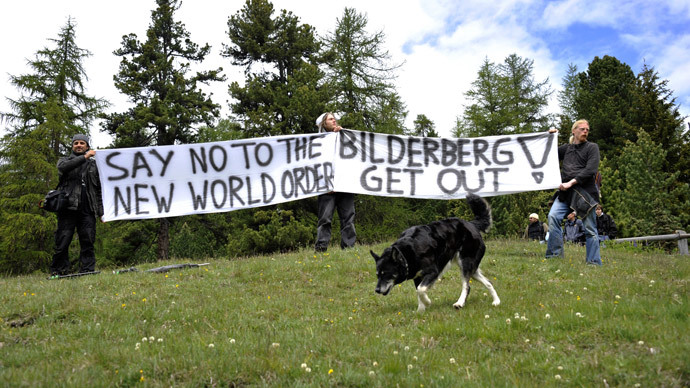 Bilderberg 2014: In the court of good King Henry