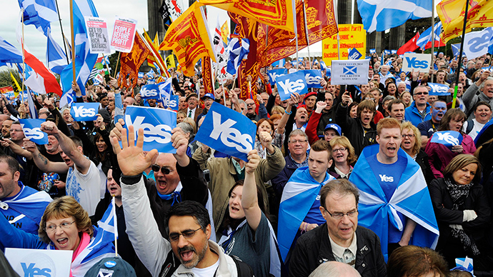 Brave hearts: Scottish independence requires leap of faith